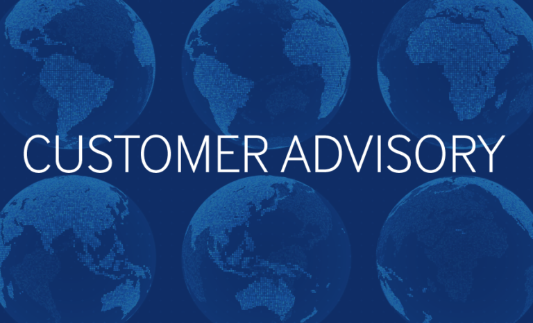 Customer Advisory: Typhoon Bavi – Liaoning, China